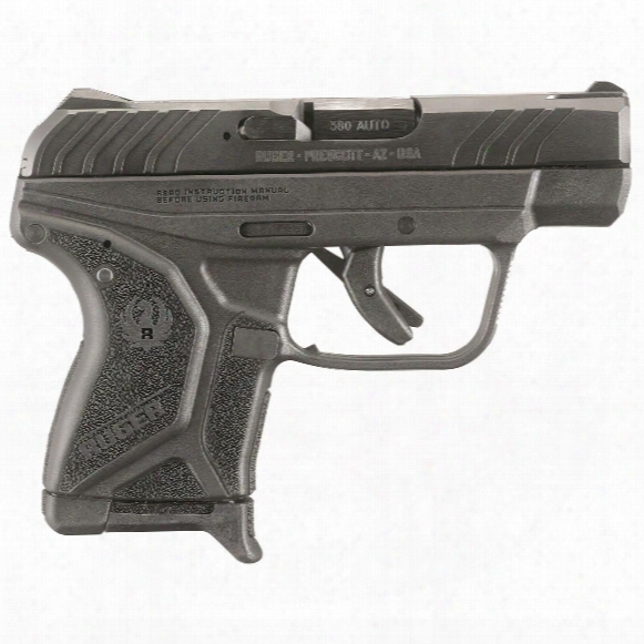 """Ruger Lcp Ii, Semi-automatic, .380 Acp, 2.75"""" Barrel, 6+1 Rounds"""