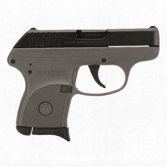 """Ruger Lcp, Semi-automatic, .380 Acp, 2.75"""" Barrel, Destroyer Gray, 6+1 Rounds"""
