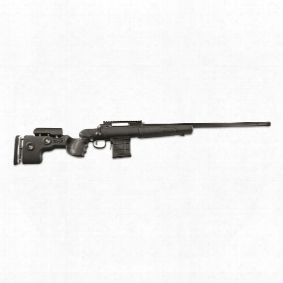 "Savage Model 10 Grs, Bolt Action, 6.5mm Creedmoor, 24"" Heayv Barrel, Grs Stock, 10+1 Rounds"