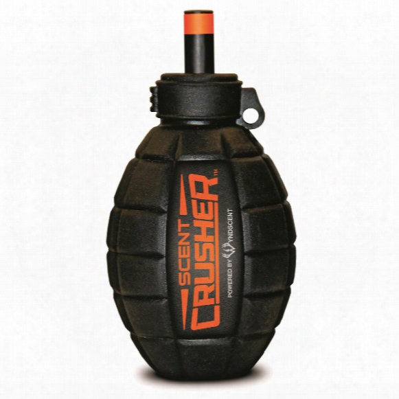 Scent Crusher Electronic Vapor Grenade Wind Detector