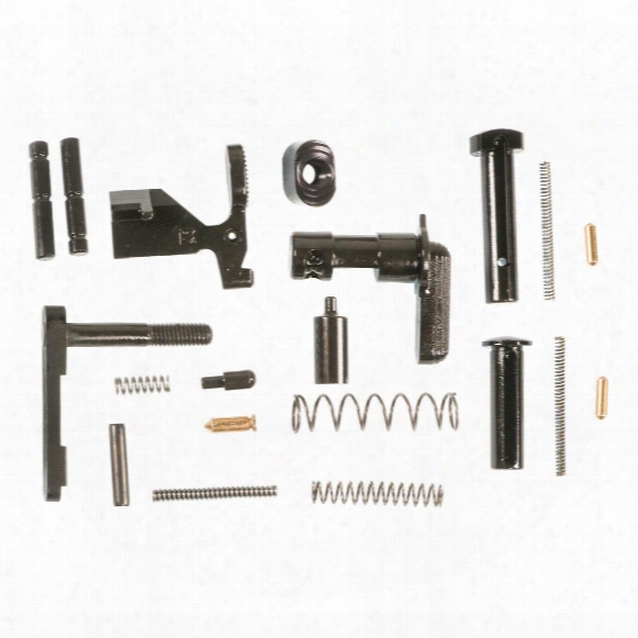 Smith & Wesson M&p Ar-15 Custom Lower Receiver Parts Kit
