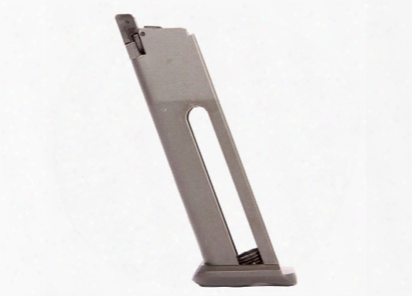 Tanfoglio Co2 Airsoft Pistol Magazine, Fits Tanfoglio Limited & Limited Custom Airsoft Pistols