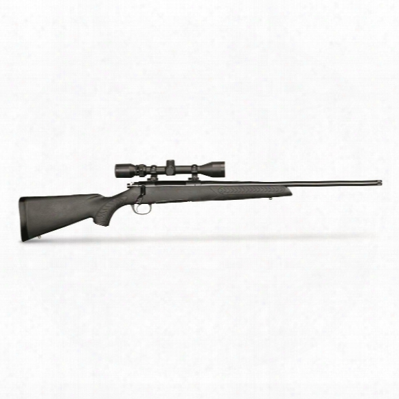 "Thompson/center Compass, Bolt Action, .270 Winchester, 22"" Barrel, 3-9x40mm Scope, 5+1 Rounds"