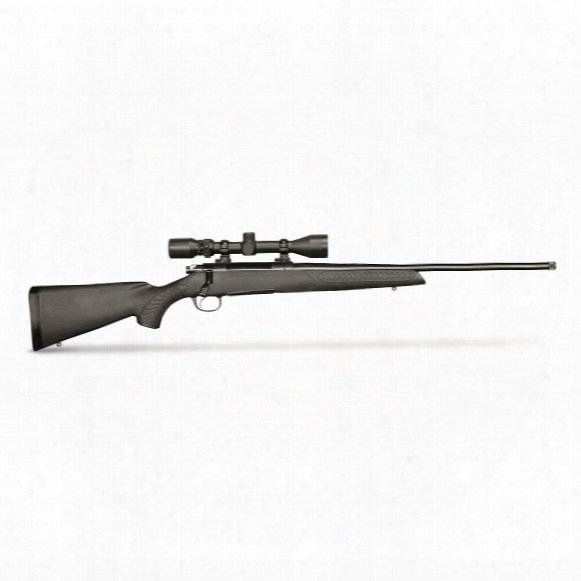 "Thompson/center Compass, Bolt Action, .30-06 Springfield, 22"" Barrel, 3-9x40mm Scope, 5+1 Rounds"