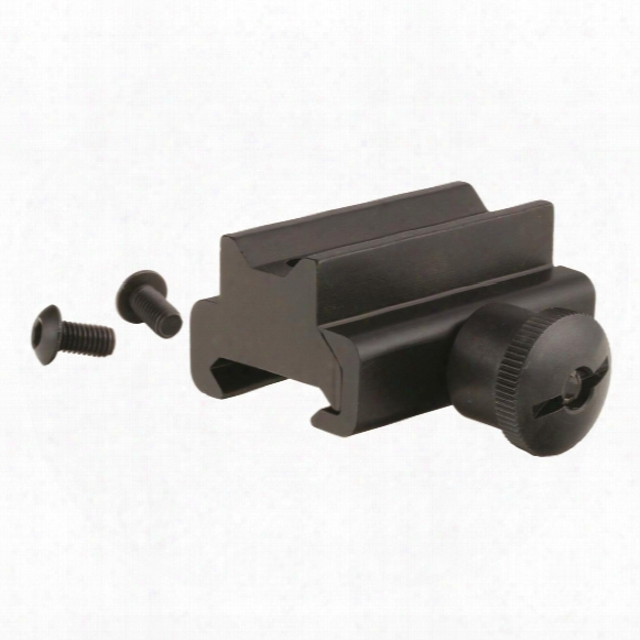 Trijicon Compact Acog Picatinny Mount With Colt Knob