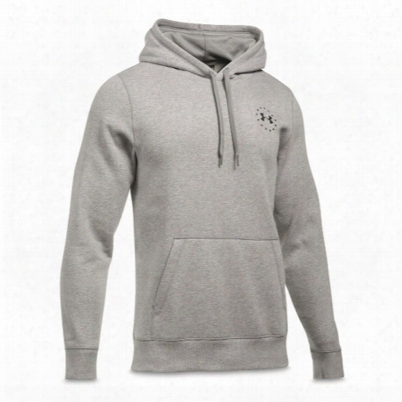 Under Armour Men's Fredom Flag Rival Hoodie