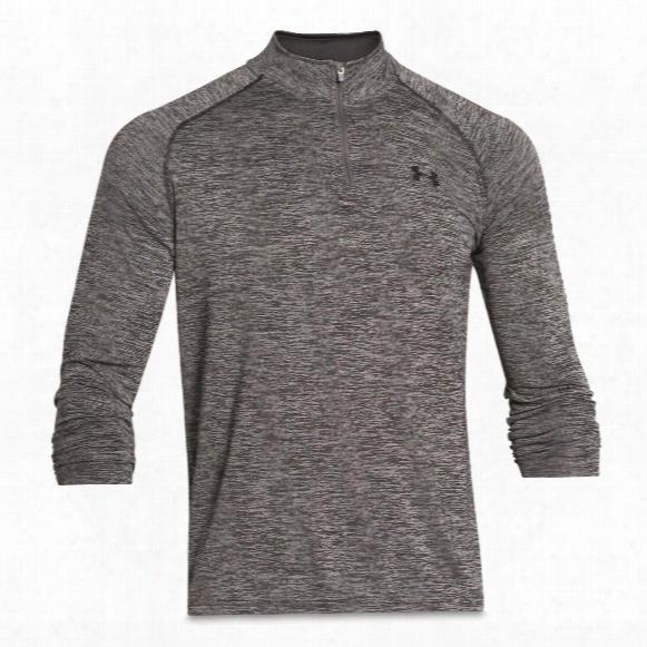 Under Armour Men's Tech Quarter Zip Pullover Shirt