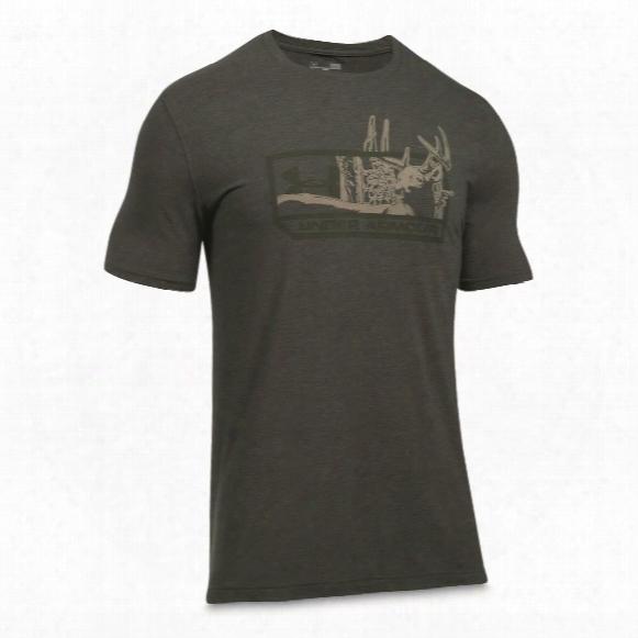Under Armour Men's Whitetail Pill Short Sleeve Shirt
