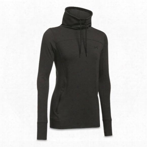 Under Armour Women's Featherweight Fleece Slouchy Neck Sweatshirt