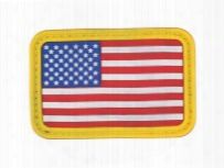 Usa Flag Left Arm Patch