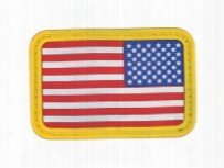 Usa Flag Right Arm Patch