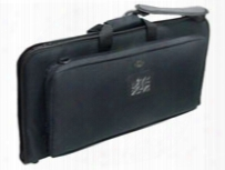 "Utg Gun Case, Dual Storage, Adjustable Shoulder Strap, 25""x13"