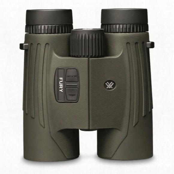 Vortex Fury Hd 10x42mm Roof Prism Laser Rangefinding Binoculars