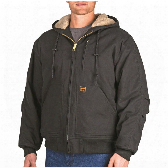 Walls Outdoor Goods Men's Insulated Muscle Back Jacket