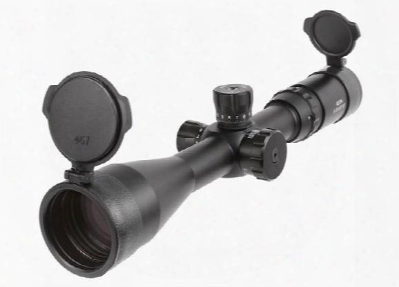 Aeon 8-32x50 Ao Classic Rifle Scope, Mil-dot Reticle, 1/4 Moa, 30mm Tube