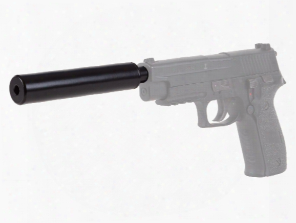 Air Venturi Fake Suppressor, Fits Select Sig Sauer P226 Co2 Pellet Pistols