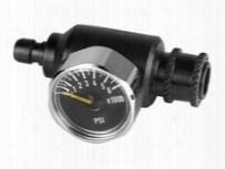 Air Venturi Inline Air Pressure Gauge, 0 To 4500 Psi