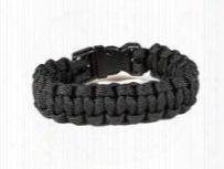 Air Venturi Paracord Bracelet, Large, Black