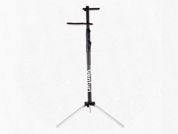 Air Venturi Shooting Stand, Carbon Fiber/logo