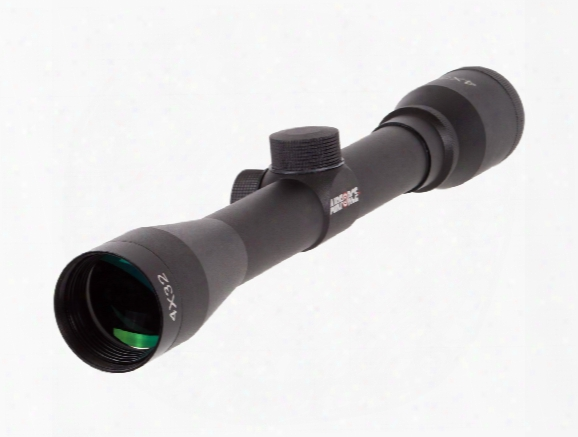 "Airforce 4x32 Scope, 1"" Tube, Duplex Reticle Matte"