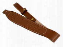 "Butler Creek Cobra Custom Leather Gun Sling, Basketweave, 1""x36"