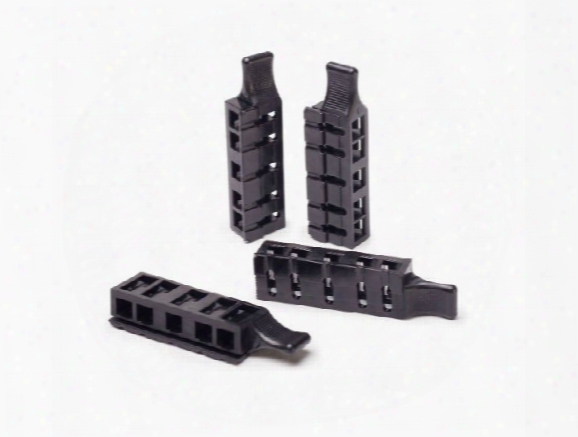 Crosman 0401 5rd Pellet Clips, Fits 760 Pumpmaster, M4-177, 66 Powermaster, 781/782 Black Diamond & Torrent Sx, 4pk