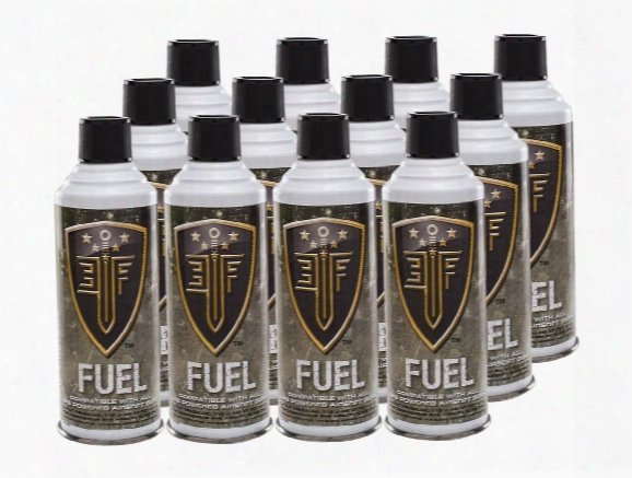 "Elite Force ""fuel"" Green Gas, 8 Oz., 12ct"