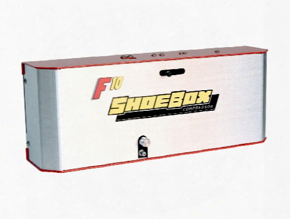 Freedom F10 Shoebox Electric Air Compressor, Max 4500 Psi