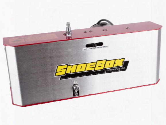 Freedom8 Shoebox Electric Air Compressor, Max 4500 Psi