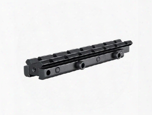 "Hawke Sport Optics 1-pc Elevation Adapter, 3/8"" To Weaver Rail"