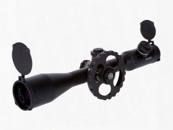 Hawkee Sport Optics Airmax 30 Sf 4-16x50 Rifle Scope, Ill. Amx Mil-dot Reticle, 1/4 Moa, 30mm Tube