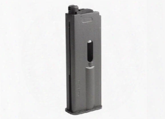 Legends M712 Co2 Bb Magazine, Fits Blowback Pistol, 18 Rds