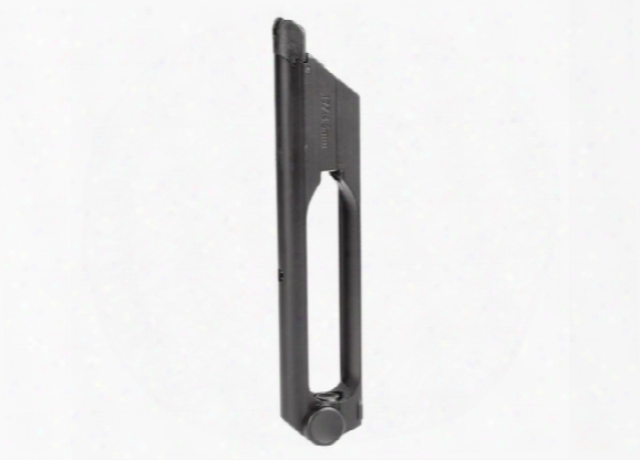 Legends P.08 Co2 Bb Magazine, Fits Blowback Pistol, 21rds