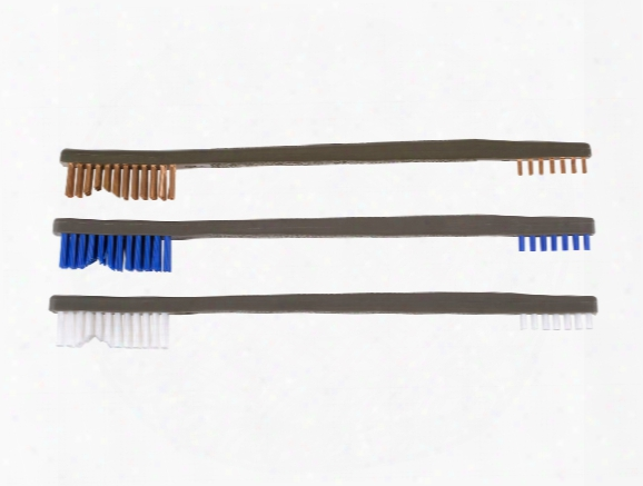 Otis All Purpose Receiver Brushes, 3ct