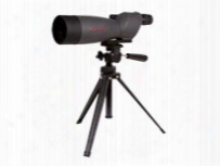 Tasco World Class 20-60x60mm Spotting Scope & Tripod