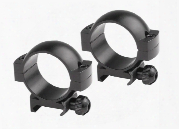Tech Force 30mm Rings, Low, Weaver Mount
