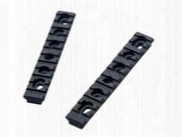 Utg Deluxe M4/m15 Picatinny Rails, 2-pack
