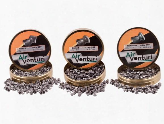 Air Venturi .177 Cal Pellet Combo Pack 750 Ct