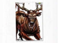 "Birchwood Casey Zombie Deer Darkotic Blood Trail Splattering Target, 12""x18"", 8ct"
