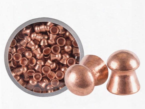 Crosman Premier Copper Magnum .22 Cal, 14.4 Grains, Domed, 150ct