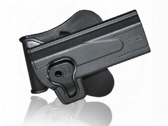 Cytac Hcp Paddle Polymer Holster For Hi-capa Airsoft Pistols