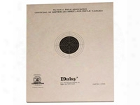 Daisy Official Nra 10-meter Air Rifle Targets, 50ct