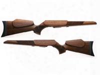 Evanix Ar6 / Ar4 Stock, Ambidextrous, Sepatia (indonesian Walnut)