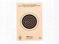 "Kruger Nra 75-ft Smallbore Rifle Target, 4""x6"", 100ct"