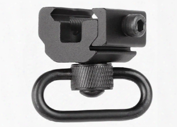 Stoeger Arms Atac Suppressor Air Rifle Sling Assembly, Picatinny Mount, Swivel & Loop