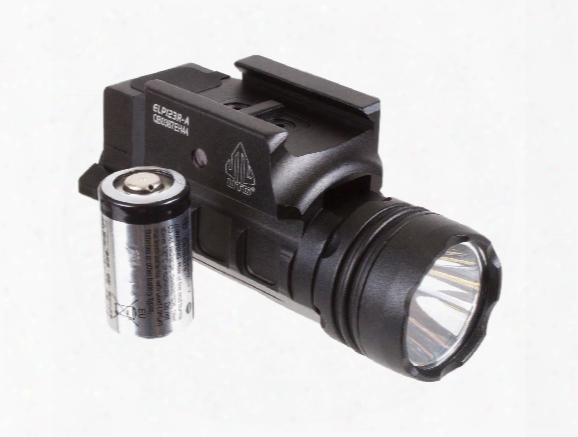 Utg Sub-compact Pistol Flashlight, 400-lumen Cree 3v Led, Pictainny Mount