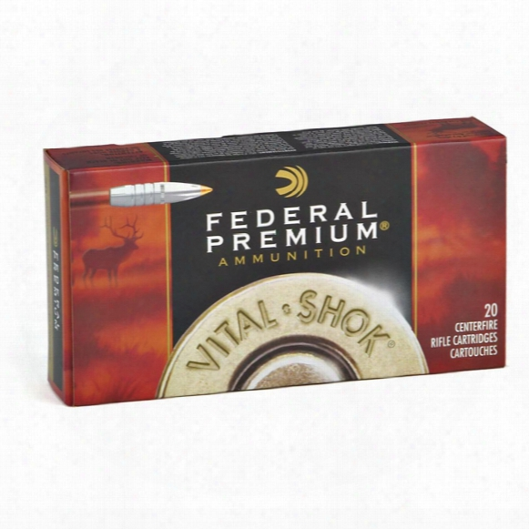 20 Rounds Federal® Trophy Bonded® Tip 7mm Rem® Magnum 160 - Grain Ammo