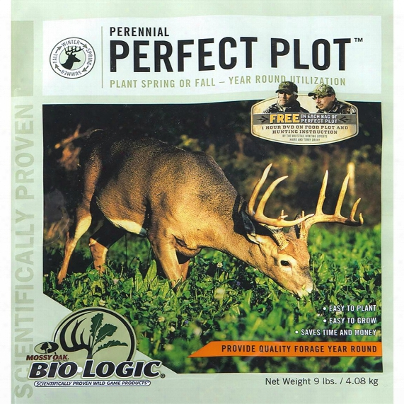 9-lb. Bag Biologic® Perfect Plot™ Plot Seed