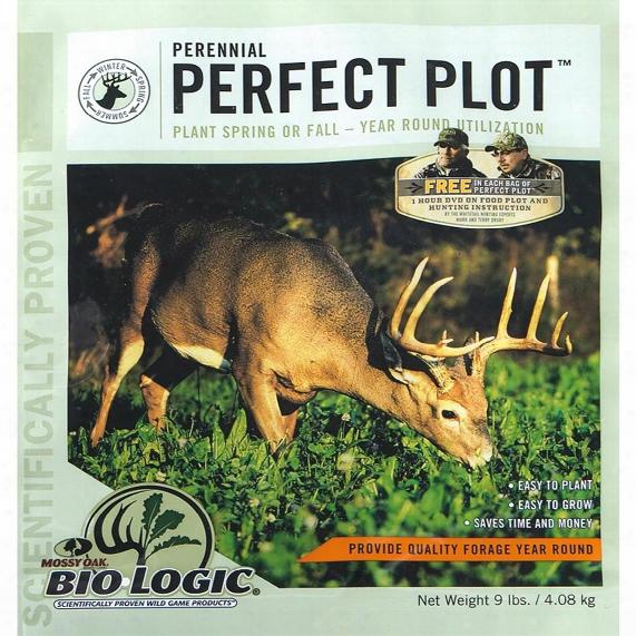 9-lb. Bag Biologic® Perfect Plot™ Plot Seed