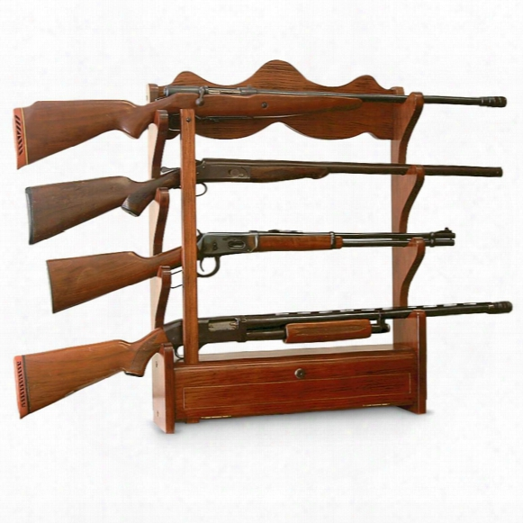 American Furniture Classics® 4 - Gun Wall Rack